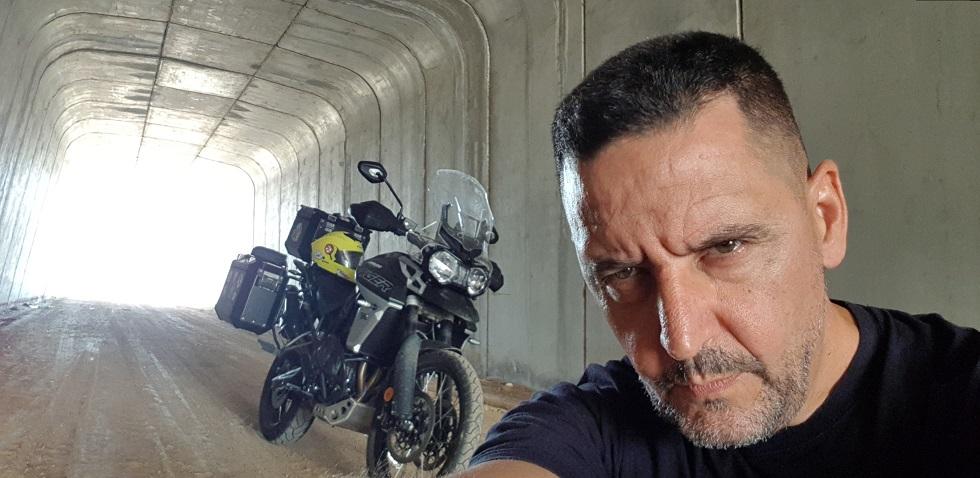 Túneles, accidentes y deslumbramiento