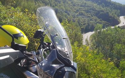 112 motociclistas víctimas en el mes de octubre (86 + 26)